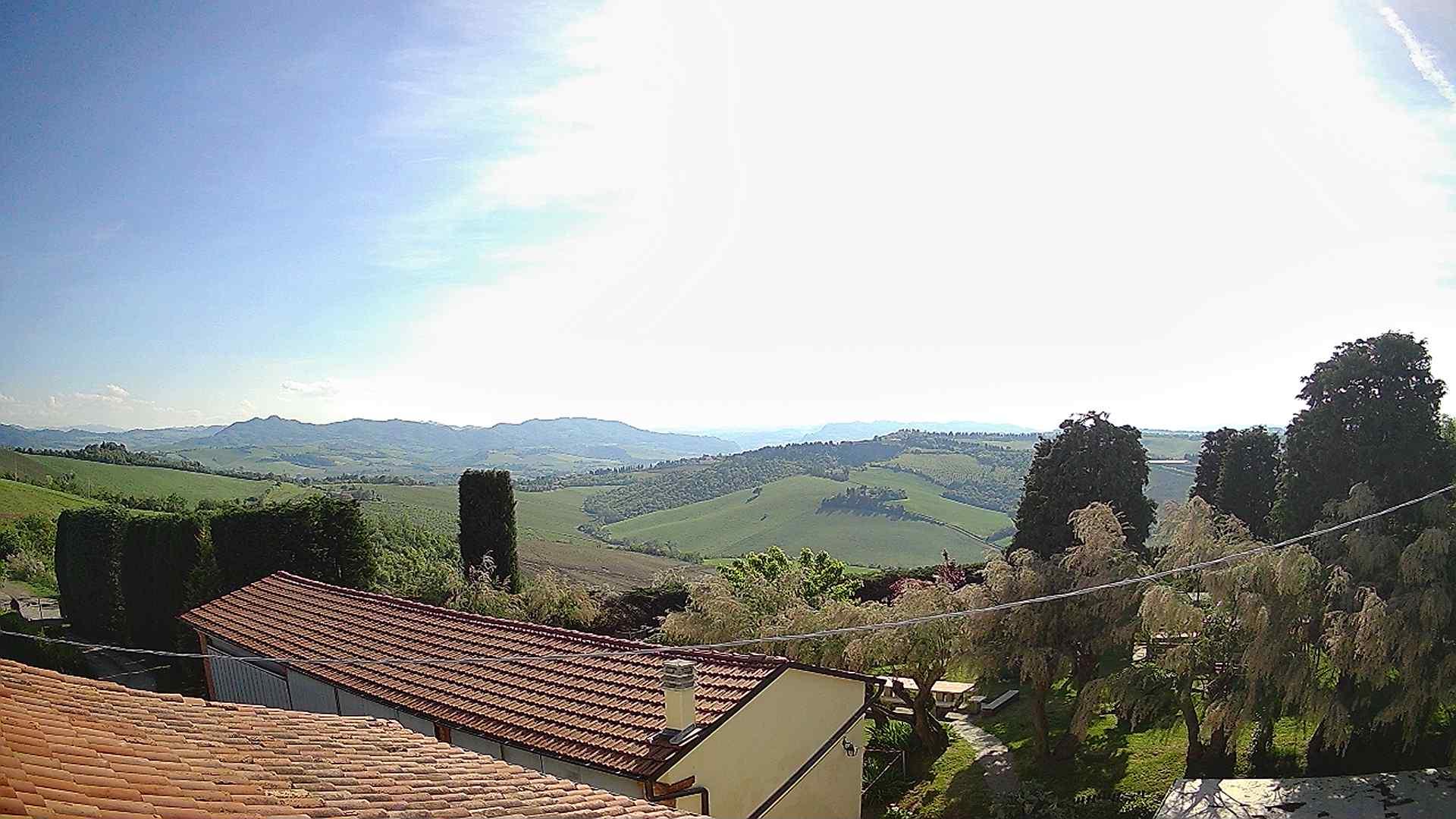 Monte Mauro e la Vena Del Gesso Romagnola